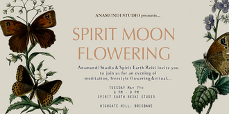 Spirit Moon Flowering