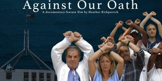 "Queensland Premiere: ""Against Our Oath"" - film screening Noosa Cinema + Q&A with Director"
