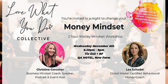 Money Mindset Workshop - LWYD November Event