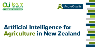 AI in Agriculture in New Zealand Report Launch
