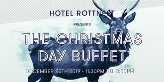 Hotel Rottnest Presents: The Christmas Day Buffet 2019