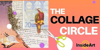 The Collage Circle : Inside Art Space @ North Perth Common