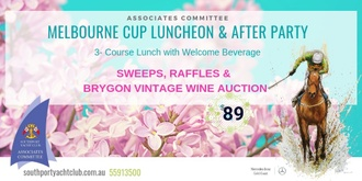 Associates Melbourne Cup Luncheon & After Party