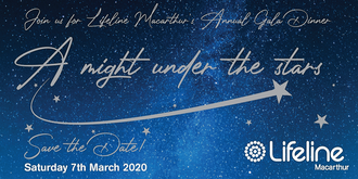 Lifeline Macarthur - Annual Gala Dinner