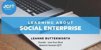 Learning About Social Enterprise