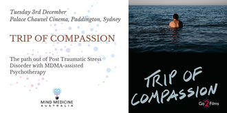 Trip of Compassion: A window into psychedelic-assisted psychotherapy