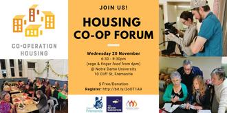 FORUM - Housing Co-operatives