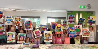 The Chroma Kids - Junior Art Classes