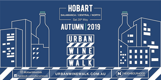 Urban Wine Walk Hobart (Salamanca / Central / North)