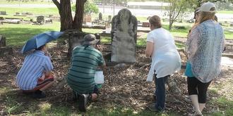 Whitebridge History Meander including Cemetery with Mr Ed Tonks (OAM)