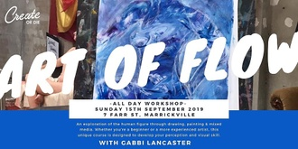 The Art of Flow - All Day workshop - September 15th