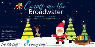 2019 Carols on the Broadwater