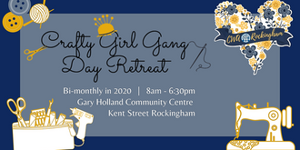 January Crafty Girl Gang Day Retreat