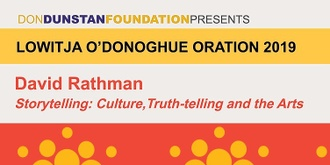 Lowitja O'Donoghue Oration 2019