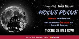'Hocus Pocus' The Studio ARTES Annual Ball 2019