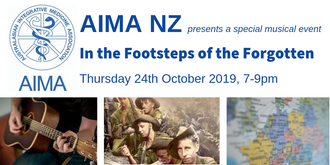 AIMA NZ Special Musical Event - 24 October 2019
