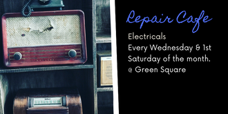 Zetland Repair Cafe - Electricals