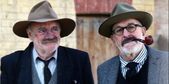 Dead Men Talking - Warren Fahey and Max Cullen
