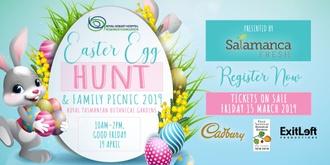 2019 Easter Egg Hunt & Family Picnic
