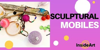 Sculptural Mobiles : Inside Art Space @ North Perth Common