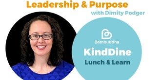 Kind Dine -Lunch & Learn (2020 Rocks)