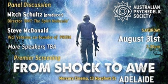 'From Shock to Awe' Premier Screening - Adelaide