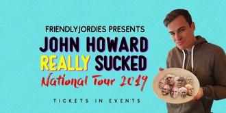 John Howard REALLY Sucked (Sydney)