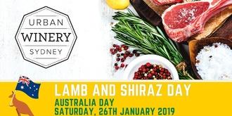 Lamb and Shiraz Day