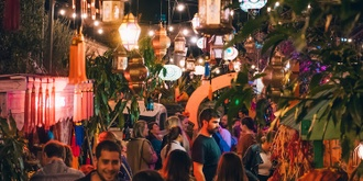 The Ground's Arabian Night Markets