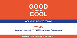 Good is the New Cool Sydney 2019