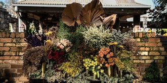 Floral Workshops at The Grounds