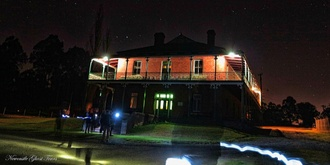 A ghostly Night at Richmond Vale Mining Museum Site - Kurri Kurri