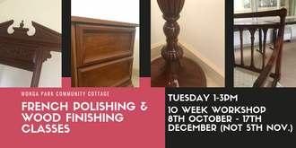 French Polishing - Tuesday Daytime Workshop