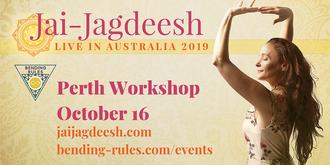 Jai-Jagdeesh Workshop (Perth, Western Australia)