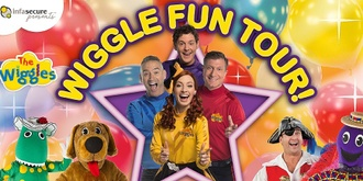 The Wiggles Wiggle Fun Tour! Thursday 4th April 10.00am