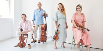 The Sydney Art Quartet - CROSSROADS