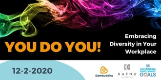 Leadership Keynote and Networking - Feb Event - YOU DO YOU! Embracing diversity work in the workplace