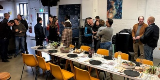 Impact Lunch - Friday 8th November 2019