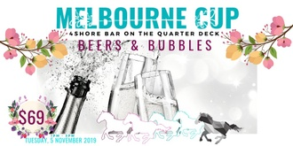 Melbourne Cup - Beers & Bubbles