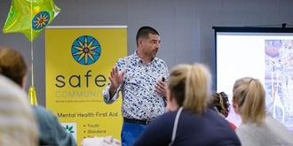 Youth Mental Health First Aid - BRISBANE (Southern Suburbs) - Waterford - Canterbury College