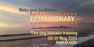 Extraordinary Facilitation - two days at the beach