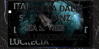Lucrecia Dalt, Italianz, Lisa Lerkenfeldt, Shoeb Ahmad