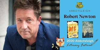 9am Session - Robert Newton at the Abbotsleigh Literary Festival 2020