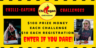 Chillogan Chilli Eating Challenges 2019
