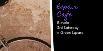 Zetland Repair Cafe - Bike