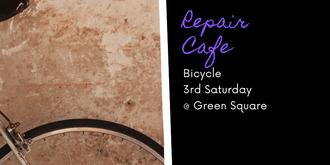 Zetland Repair Cafe - Bike
