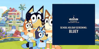School Holiday Screening - Bluey (SOLD OUT)