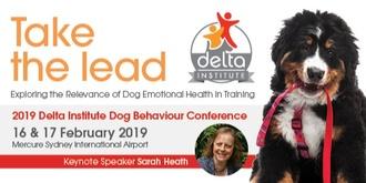 2019 Delta Institute Dog Behaviour Conference
