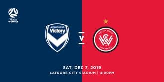 Westfield W-League: Melbourne Victory vs Western Sydney Wanderers