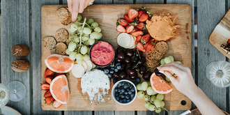 Make an Instagram worthy grazing platter with A Plated Affair